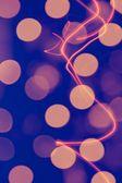 Blurred Lights — Fotografia Stock