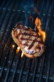Australian Porterhouse — Stock Photo