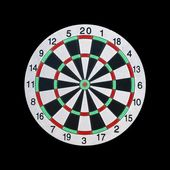 Dart Board — Stockfoto