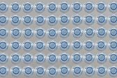 Fles water — Stockfoto