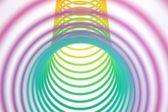 Slinky Toy — Stock Photo
