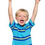 Happy child — Stock Photo #11490716