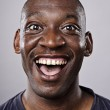 Silly funny face — Stock Photo
