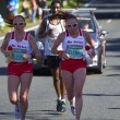 Comrades Marathon 2010 - Ladies top two — Stock Photo #28397943