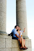 Tourist attraction — Stock Photo