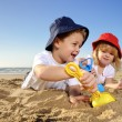 Fun at the beach — Stock Photo #28404139