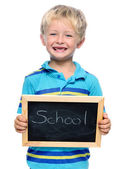 School child — Stock Photo