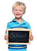 School child — Stock Photo