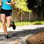 Runner running — Stock Photo #28423971