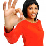 Series of hand gestures — Stock Photo #28453533