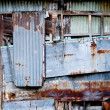 Shack wall — Stock Photo