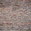 Clay brick background — Stock Photo