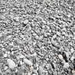 Rock pebble background — Stock Photo