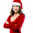 Santa Woman — Stock Photo #14151186