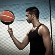 Basketball Player — Stock Photo #18471433