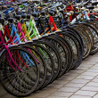 Holland Bicycles - Foto Stock