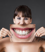 Big Smile — Stock Photo