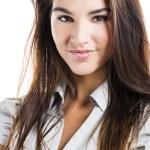 Beautiful business woman — Stock Photo #26727203