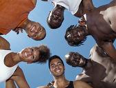 グループの肖像画 — ストック写真