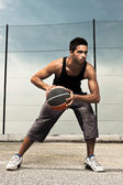 Basket Player — Foto Stock