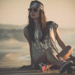 Skater Girl — Stock Photo #41320425
