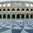 Roman Amphitheatre in fisherman wharf, Macao — Stock Photo
