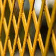 Metallic net pattern - Stock Photo