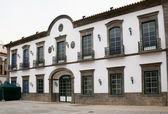 Casa antigua europea — Foto de Stock