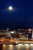 Night scene of Entertainment Center, Macau — Stock Photo