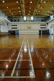 Basketballplatz — Stockfoto
