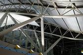 Arquitectura en aeropuerto — Foto de Stock
