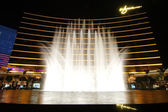 The Wynn casino hotel — Stock Photo