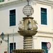Stone fountain — Stock Photo #20129981