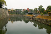 Moat at Nijo Castle — Stock Photo