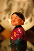 Chinese doll — Stock Photo