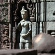 Sculptured apsara, Siem Reap, Cambodia — Stock Photo #21426109