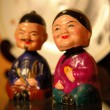 Chinese figurines — Stock Photo