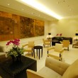 Environment of lobby in hotel — Stock Photo #21426691