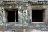 Windows mandapa, kambodža — Stock fotografie