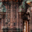 Mandapa at Banteay Sreiz, Cambodia — Stock Photo