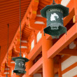 Heian Shrine — Stock Photo