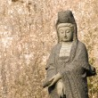 Kuan Yin, buddha of Chinese art — Stock Photo