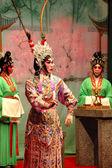 Guangdong opera — Stock Photo