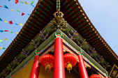 Jin Tai Si temple — Stock Photo