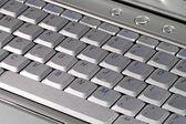Bliska klawiatury — Zdjęcie stockowe