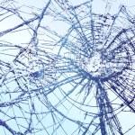 Broken Glass Vector — Stock Vector #28823565