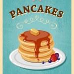 Постер, плакат: Pancakes