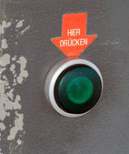 Parkplatz-ticket-automat — Stockfoto