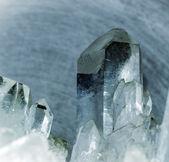 Cristal de rocha — Foto Stock
