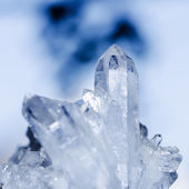 Rock Crystal — Stock Photo